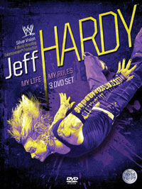 Jeff Hardy: My Life, My Rules (3 Discs)