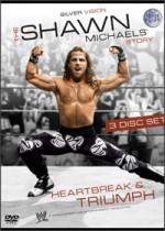 Shawn Michaels Heartbreak & Triumph