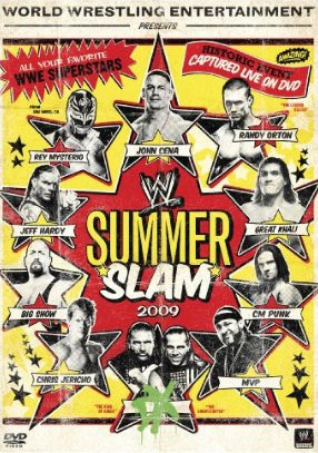 Summerslam 2009 (Steelbook)