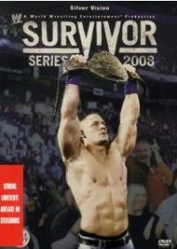 Survivor Series 2008	(Steelbook)