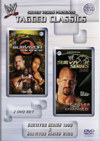 Tagged Classics Survivor Series 1999&2000