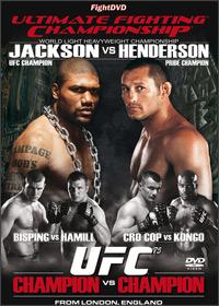 UFC 75 Champion vs Champion